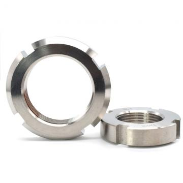 Standard Locknut AN19 Bearing Lock Nuts